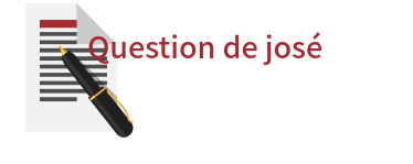 question de jose