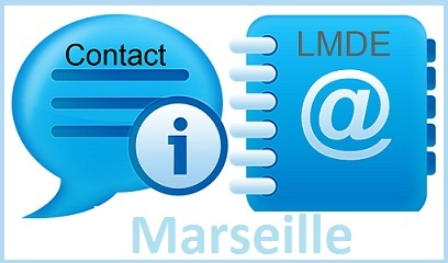 Contact des LMDE à Marseille