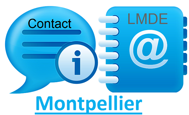 Contact LMDE à Montpellier