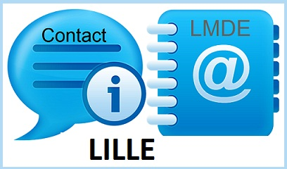 Contact Lille LMDE