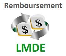 infos remboursement de la LMDE