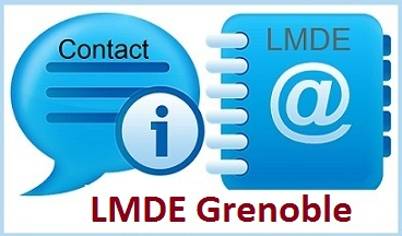 Contact agence LMDE à Grenoble