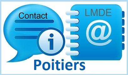Contact LMDE à poitiers