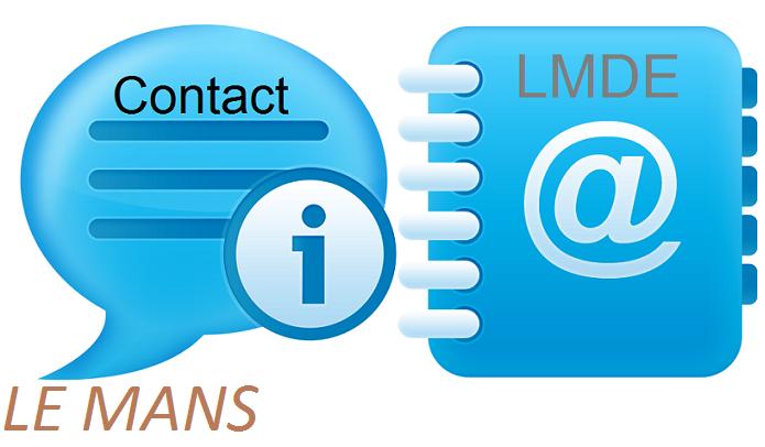 Contact LMDE au Mans