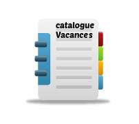catalogue vacances