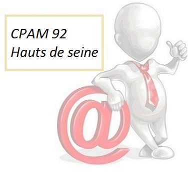 Contact CPAM 92