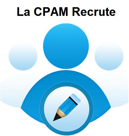 recrutement CPAM ameli