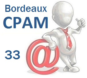 Illustration de la CPAM bordeaux