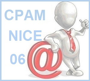 Contact Cpam nice