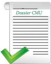 dossier CMU
