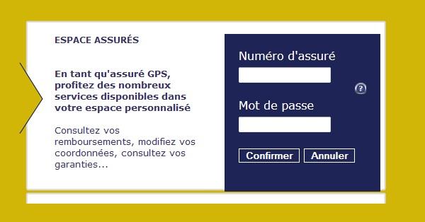 GPAM assurance santé