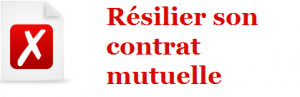 resiliation uneo mutuelle