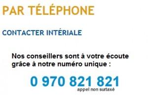 contact interiale santé