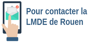 contact LMDE Rouen