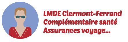 etudiante LDME Clermont-Ferrand