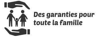 garanties familiales banque populaire