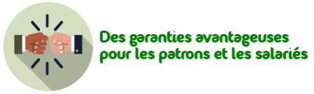 garanties mutuelles patrons salaries