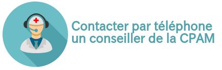 conseiller CPAM st-Etienne