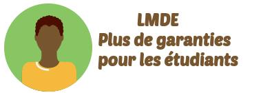 Etudiant LMDE Tours