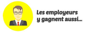 avantages employeurs