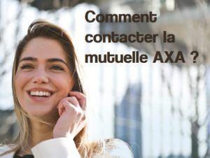 joindre mutuelle axa